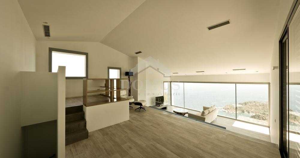 100 LA ATALAYA  Casa aislada Centre Begur