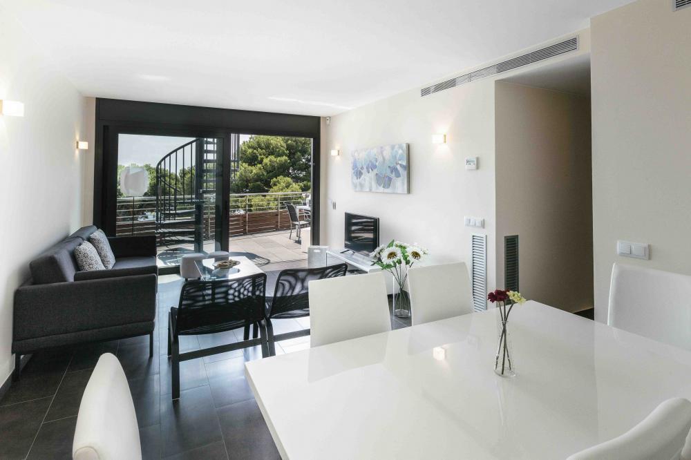 002 Apartament el Molí Apartament Canyelles Platja Roses