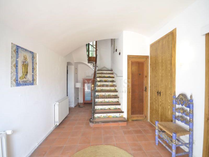 5180 Santa Reparada Village house Centre Begur