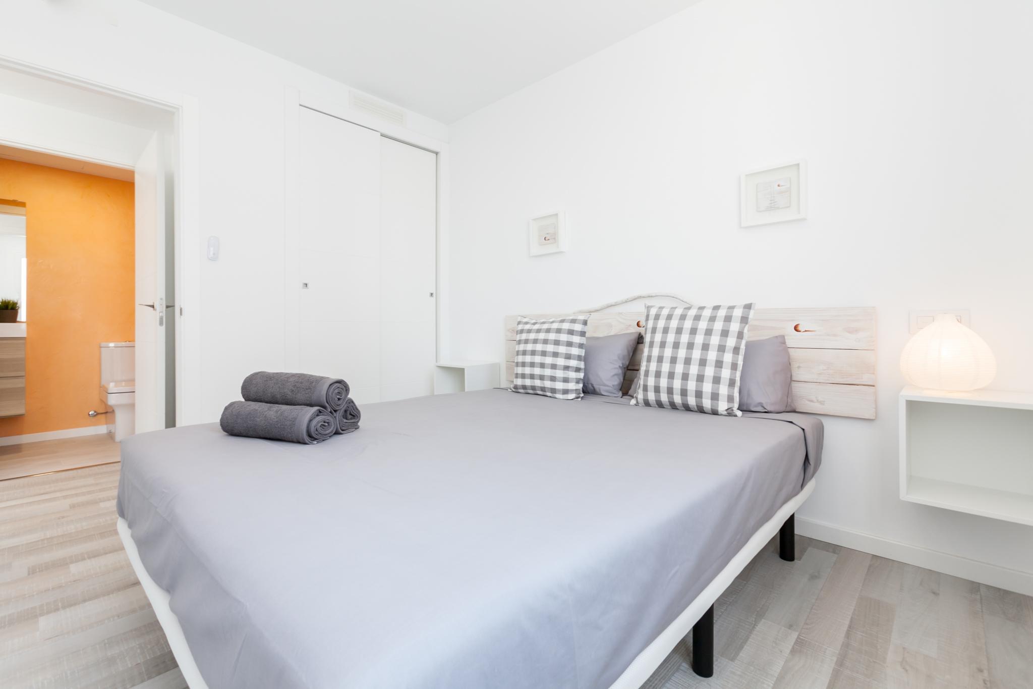 005 1 dormitori Appartement Salatà Roses