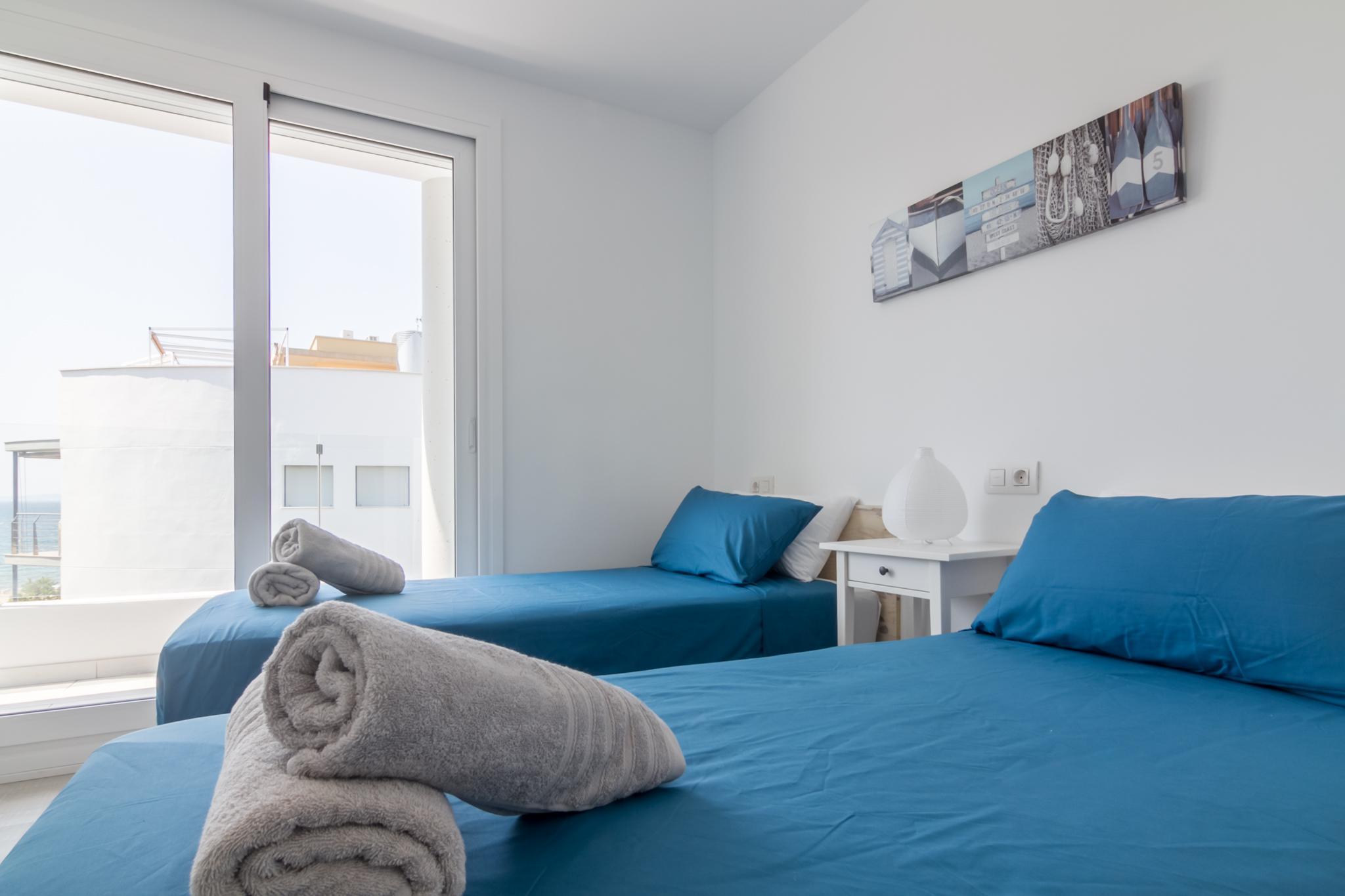 008 3 dormitoris Apartamento Salatà Roses