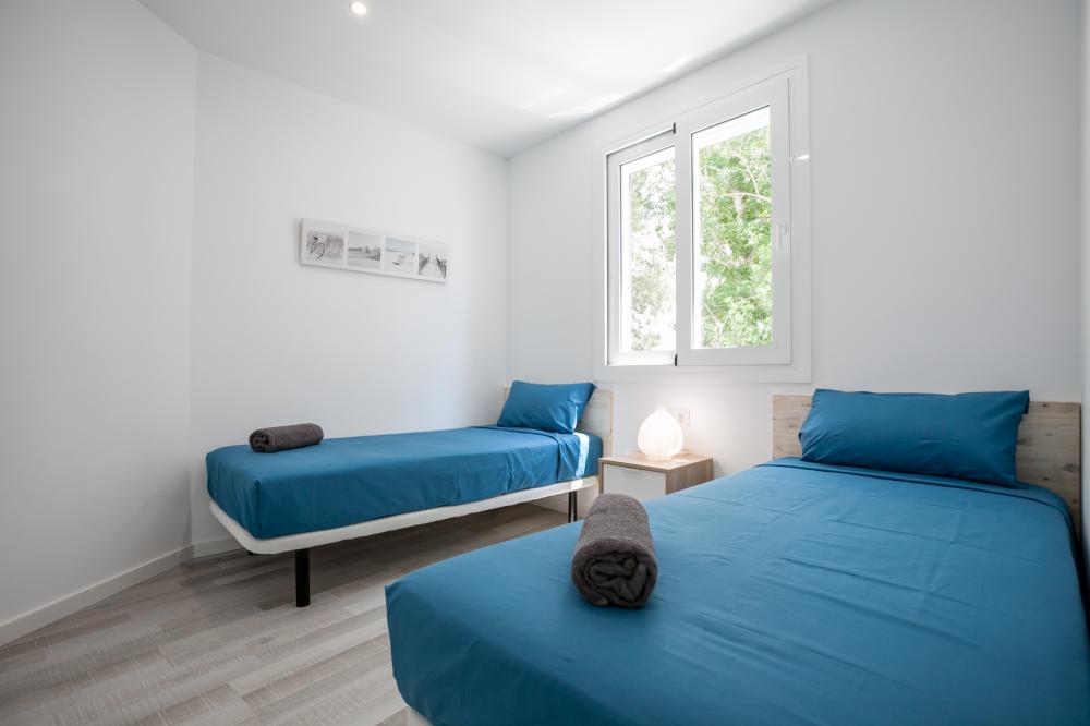 009 2 dormitoris amb balcó Apartamento Salatà Roses