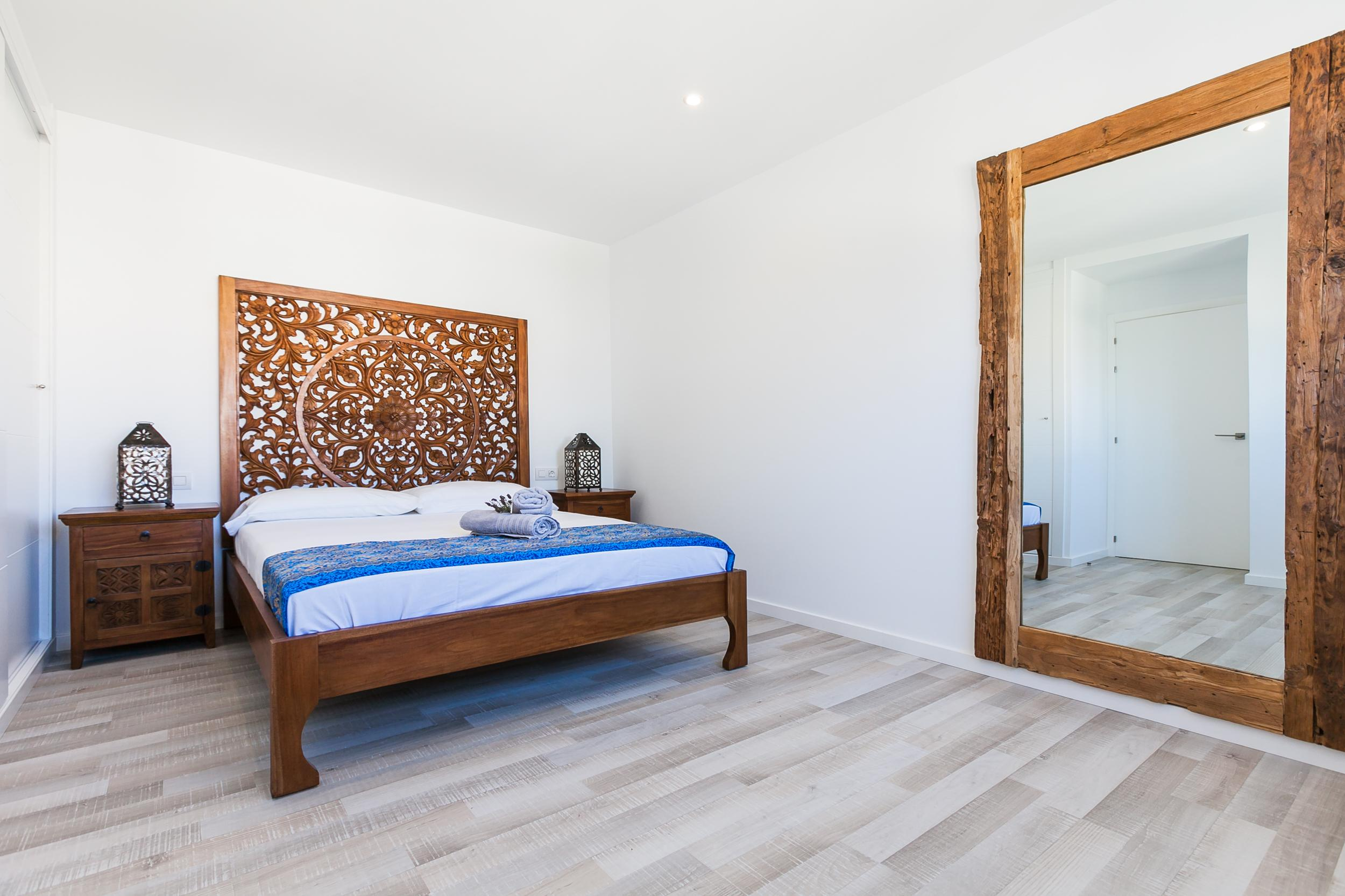 018 Terraza interior Casa adosada Puig Rom Roses