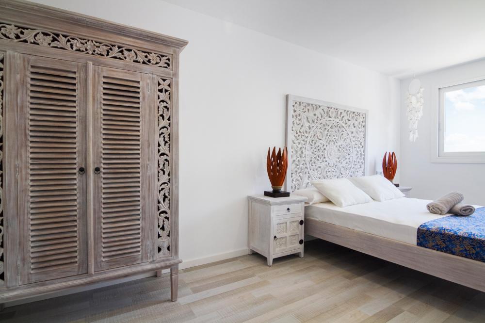 018 Terraza interior Casa adossada Puig Rom Roses