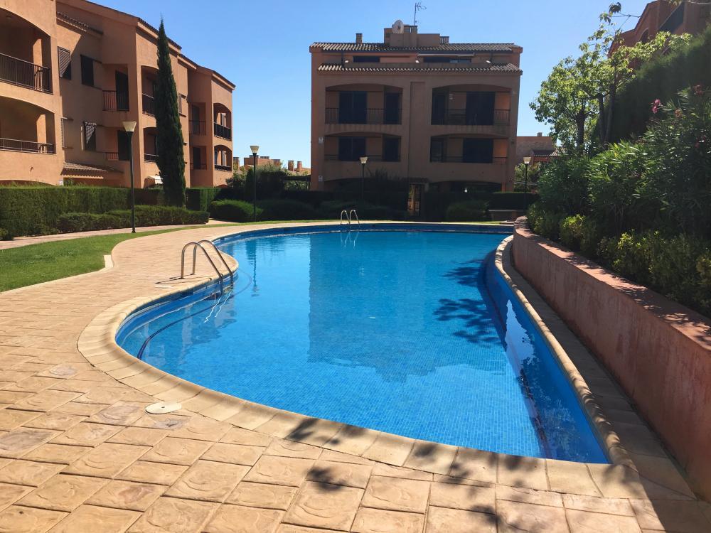 087 MSJ92 BAJO MARINA ISLA 29 Apartamento Marina Sant Jordi Ametlla de Mar (L')