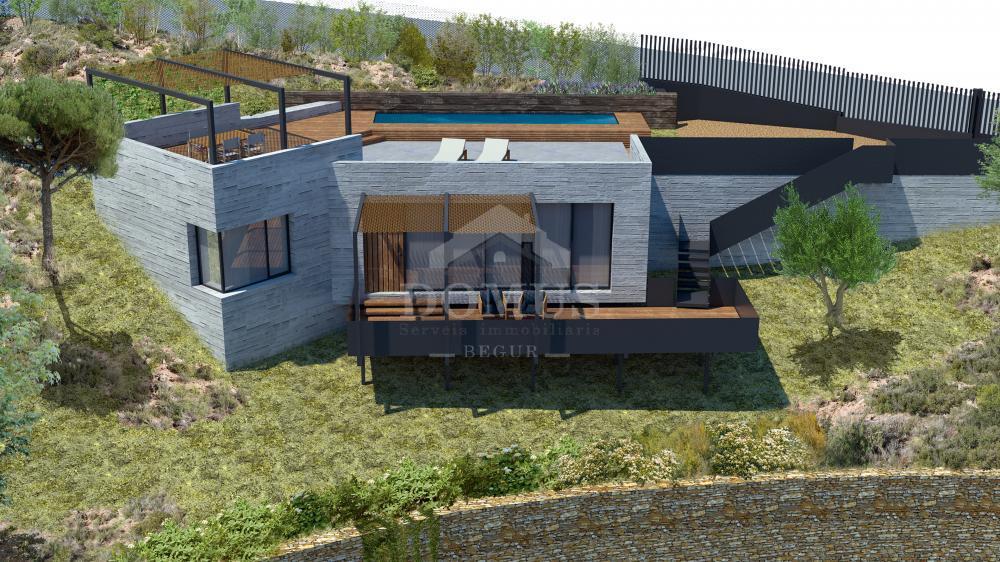 2936 Casa Riquer Casa aislada / Villa Sa Riera Begur