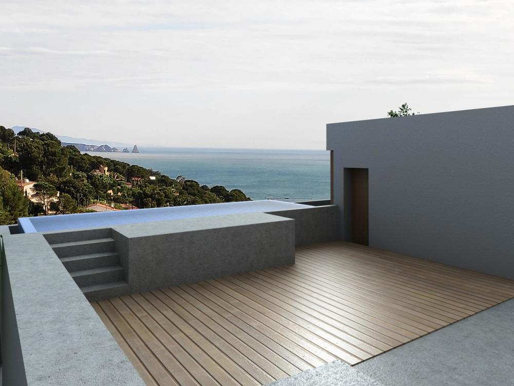 2939 Casa Monell Villa privée / Villa Sa Riera Begur