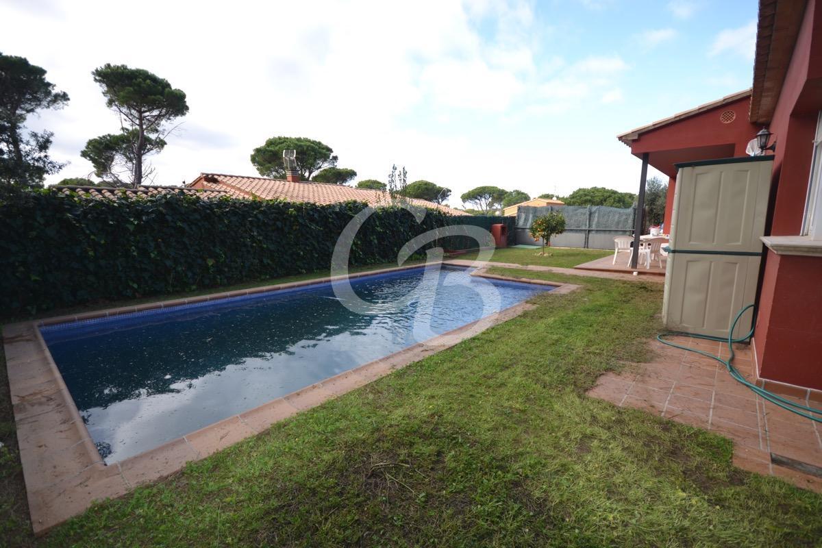 2076 CASA INDIVIDUAL DE PLANTA BAIXA AMB PISCINA A BEGUR Detached house Sa Fontansa Begur