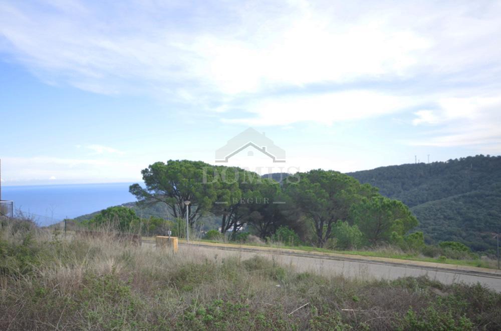 978 Vista a mar Building plot Sa Riera Begur