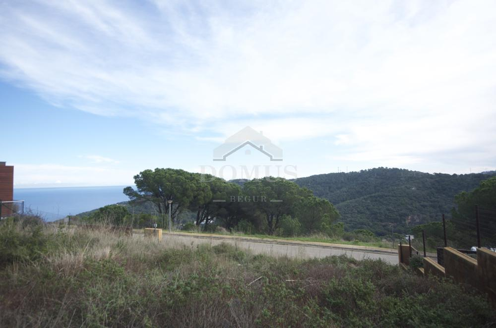 978 Vista a mar Terreny Sa Riera Begur