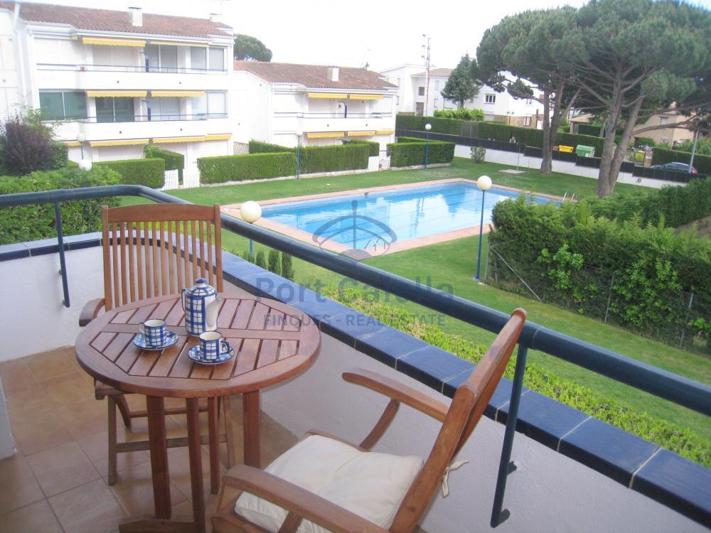 076 CARIBE PARK  Apartamento Prat Xirlo Calella De Palafrugell