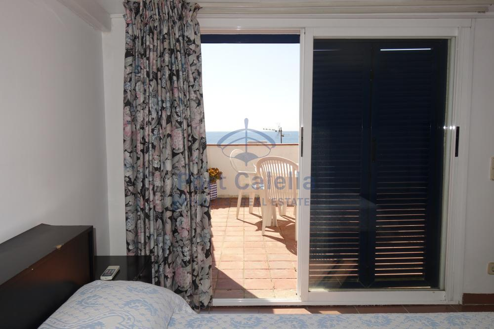 101 SA PLATGETA  Apartament Calau Calella De Palafrugell