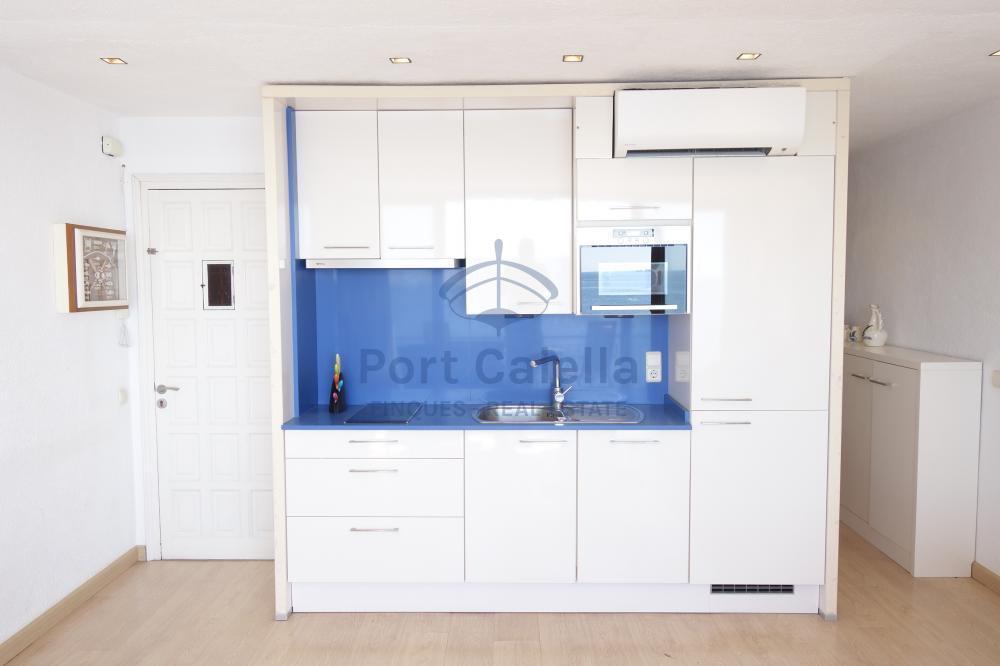 052 ILLA BLAVA  Apartment 1ª LINIA - CANADELL Calella De Palafrugell