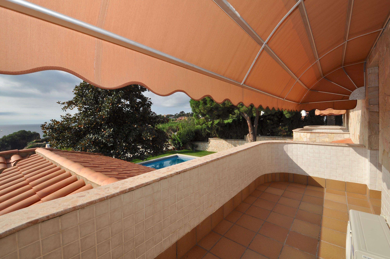 C082 Villa Santa Francisca Einzelhaus Sant Francisco Blanes