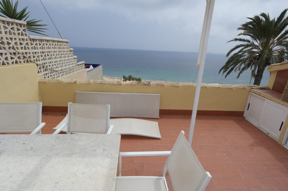 VD3B Ático con vistas al mar sobre la muralla del casco antiguo de Villajoyosa Apartment calle pou villajoyosa Villajoyosa/Vila Joiosa (la)