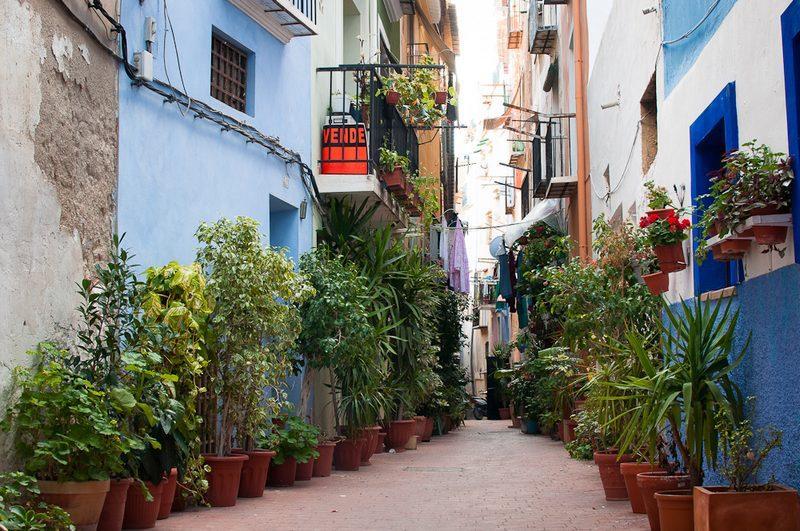 MU Apartamento situada en la muralla del Casco Histórico Apartment Centro Villajoyosa/Vila Joiosa (la)