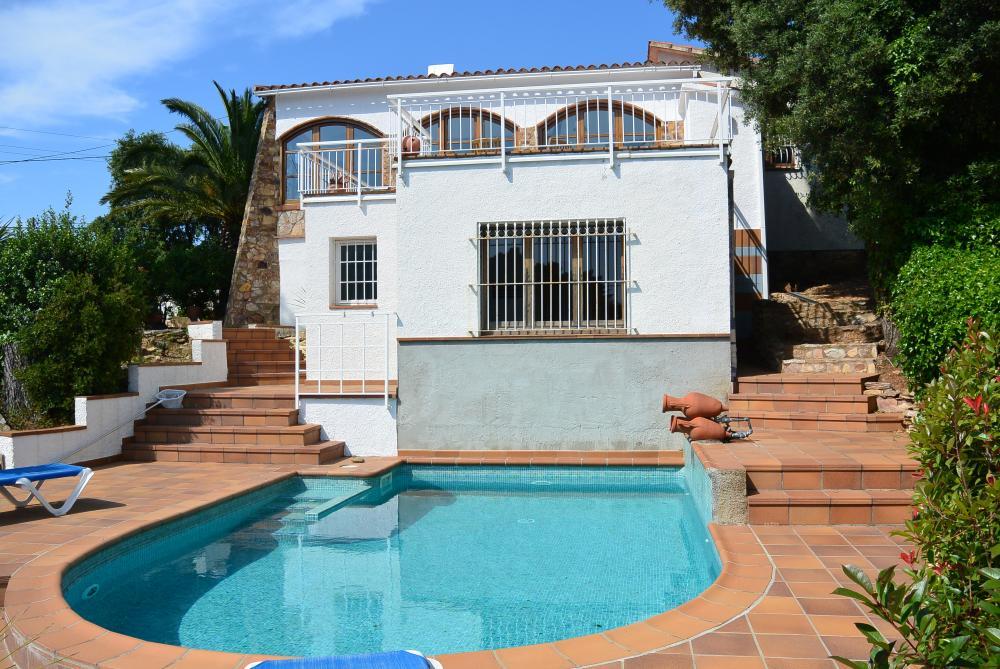 Casa amb piscina Mas Tomasi Pals