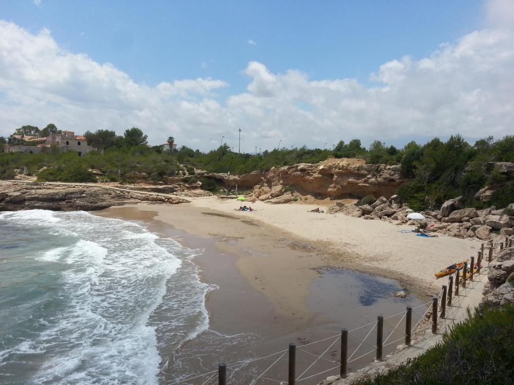 114 MSJ52 Bonito Apartamento Con Vista Al Mar Marina Sant Jordi  Appartement  Ametlla de Mar (L')